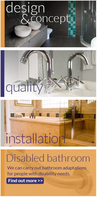 Oasis Bathrooms Derby Bathroom Design Derby Bathroom ...