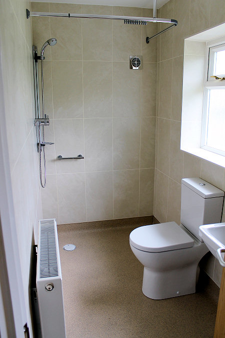 Disabled Bathroom Adaptations Derby Disabled Bathroom