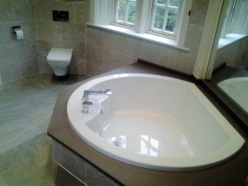 Oasis bathrooms portfolio for Bathroom design derby